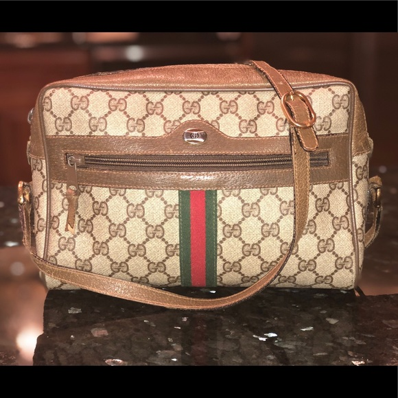 Authentic Vintage Gucci Ophidia Crossbody Purse